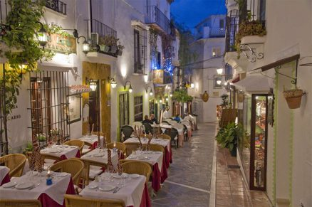 El ascenso de Marbella como un destino gastronómico