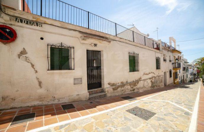 casa en casco antiguo Marbella Loraine de Zara