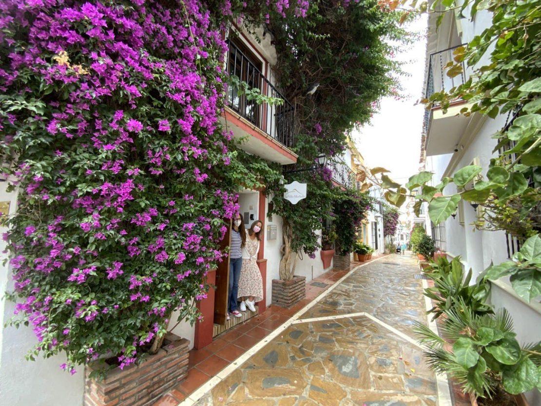 El encanto del Casco antiguo de Marbella1