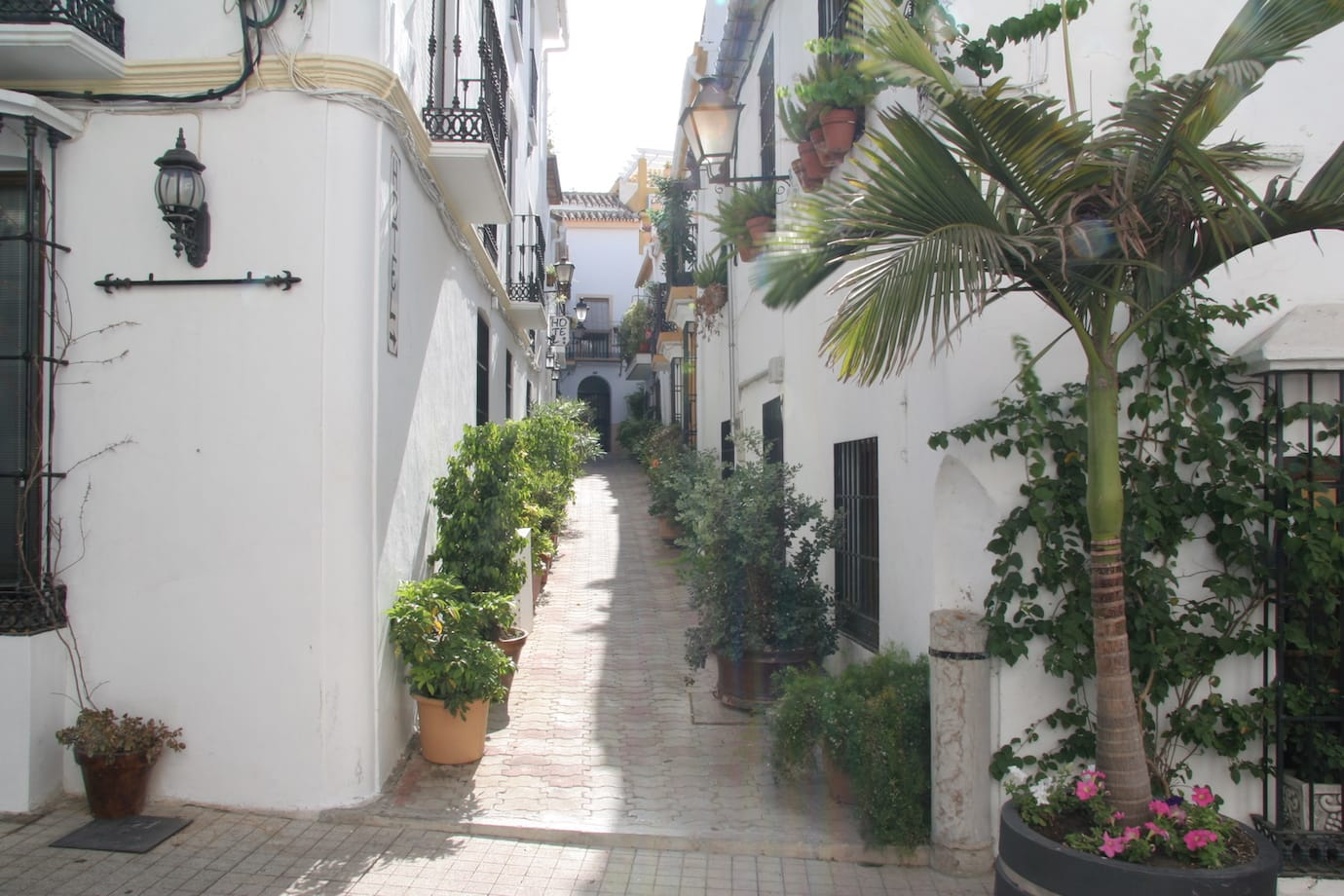 Casco antiguo marbella